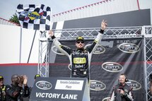 Alex Tagliani Looks to Repeat as NASCAR Pinty's Race Winner at the Toronto Indy