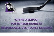 Offre d'emploi Hockey féminin Laval