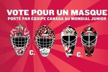 Concours dessinez un masque: il est temps de voter