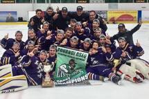 Les Lynx cadets sont les champions défendant du Tournoi de Gatineau