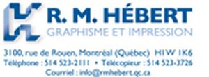 Pierre Hébert Imprimerie