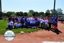 Les joueuses participent en grand nombre à la Tournée du baseball féminin!