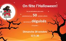 On fête l'Halloween