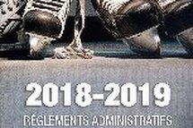 Règlements administratifs Hockey québec 2018-2019