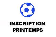 Inscription pour le soccer récréatif Printemps