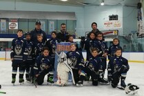 TOURNOI PROVINCIAL ATOME/PEE-WEE SOULANGES