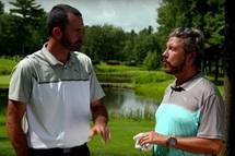 Vidéo | La passion du golf de… Jean Airoldi