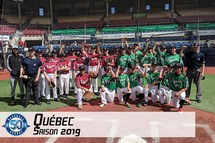 Québec: retour du la saison 2019