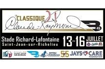 Plusieurs représentants de la région Richelieu-Yamaska à la Classique Claude-Raymond B45