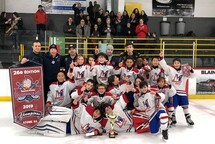 Atome AA Royal Ouest - Champions à Boisbriand!!