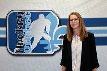 Katerine Aubry-Hébert nommée coordonnatrice au développement du hockey féminin de Hockey Québec