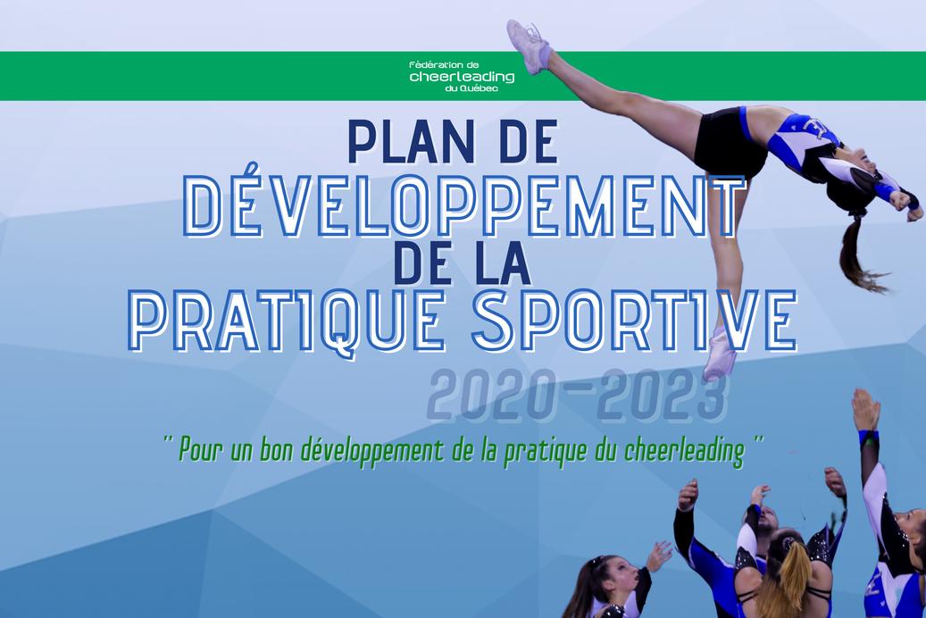 Plan de développement de la pratique sportive