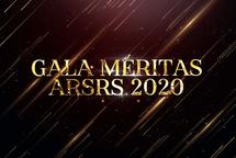 GALA MÉRITAS ARSRS 2020