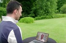 Revoyez le passage du golfeur canadien Corey Conners à l'émission Au 19e sur les ondes de RDS