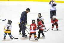 Mini-MAHG, un programme parent-enfant d'initiation au hockey