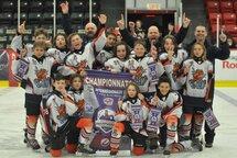 L'Estrie et le Richelieu repartent des Championnats Interrégionaux 2017 avec quatre titres
