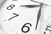 Horaires et règlements en ligne