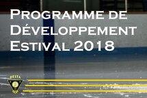 Développement estival: lancement d'un nouveau programme