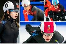 Juliette Brindamour, William Dandjinou, Félix Pigeon et Nicolas Perreault seront de l'équipe canadienne aux Championnats du monde junior ISU Montréal 2019.
