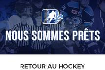 Retour au hockey