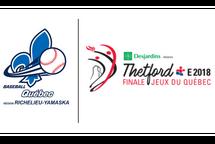 Équipe Richelieu-Yamaska pour les Jeux du Québec 2018