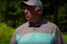 Vidéo | La passion du golf de… Pierre Vercheval