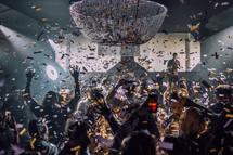 Party 10ieme anniversaire et Gala Méritas