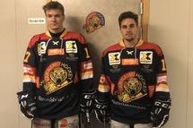 Deux anciens Shamrocks se taillent une place en Suède pour la saison 2020-21