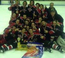 JR A Champions à Baie St-Paul
