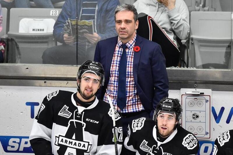 Joël Bouchard nommé entraîneur-chef du Rocket de Laval
