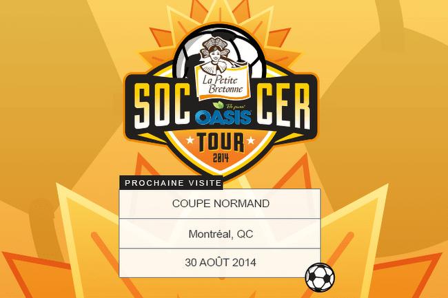 Un arrêt à La Coupe Normand!