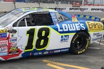 Alex Tagliani's fiftieth NASCAR Pinty's Series start did not end the way he anticipated. The driver from Lachenaie, Québec crossed the finish line in 14th place following a late race mechanical failure at the Pinty's Grand Prix of Toronto.