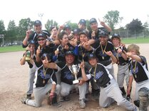 Les Jays de Laval-Nord - Champions Pee Wee A 2014