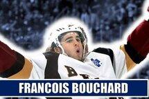 François Bouchard se joint aux Pétroliers du Nord