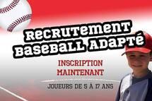 Baseball adapté / Région Montréal