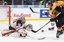 Mondial Junior: le Canada l'emporte 4 à 1 contre l'Allemagne