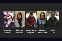 Des femmes engagées et impliquées
