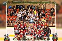 Les Sieurs 1 Pee-Wee B champions du tournoi Olympiques de Montréal!