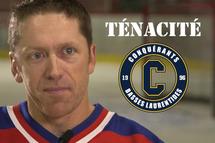 David-Alexandre Beauregard, Un exemple de PERSÉVÉRENCE, de COURAGE et de TÉNACITÉ au sein du personnel hockey des CONQUÉRANTS !