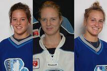 Trois Québécoises iront au Match des étoiles de la LNH