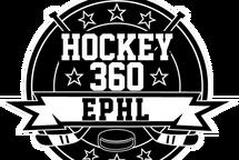 Hockey 360 EPHL logo