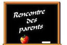 Rencontre des parents et des joueurs (Aréna de St-Henri)