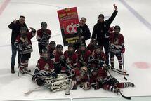 Les Sieurs 1 Atome B champions du tournoi Centre-Sud de Montréal!