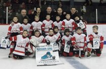 Tournoi Provincial Hockey Mineur de Masson-Angers