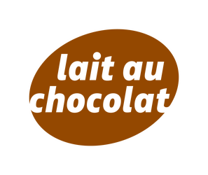 Lait au chocolat