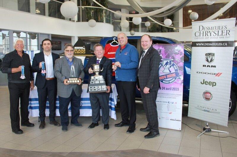 Les hockeyeuses de la province se retrouveront à Laval et Montréal pour la Coupe Dodge