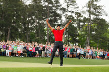 Le champion en titre, Tiger Woods (Getty)