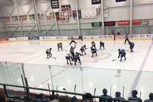Domination d'Équipe Québec face à la sélection Midget AAA Est