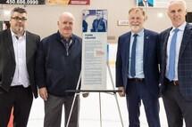 Actualités / Sports 10 décembre 2019 - 06:00 Une contribution significative soulignée Laval rend hommage à Pierre Creamer, un homme de hockey