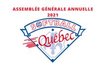 Assemblée générale annuelle de Softball Québec 2021